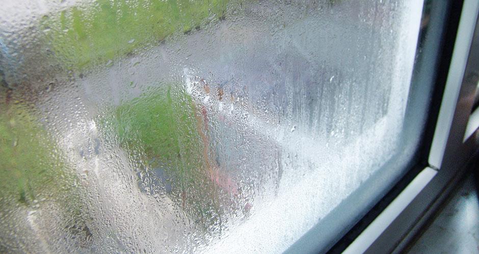 Запотели пластиковые окна, испарина на пластиковых окнах